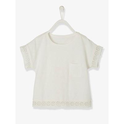 Tシャツ - ホワイト ライト ソリッド
