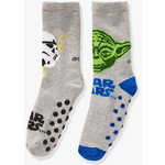 Vertbaudet/ヴェルボデ Boys' Pack of 2 Pairs of Star Wars ソックス