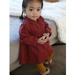 Vertbaudet/ヴェルボデ Corduroy Dress for Baby Girls