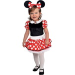ハロウィンSPECIAL Baby Red Minnie Mouse Costume