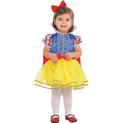 ハロウィンSPECIAL Baby Girls Classic Little Snow White Costume