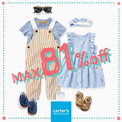 carter's 春の新作! No.07
